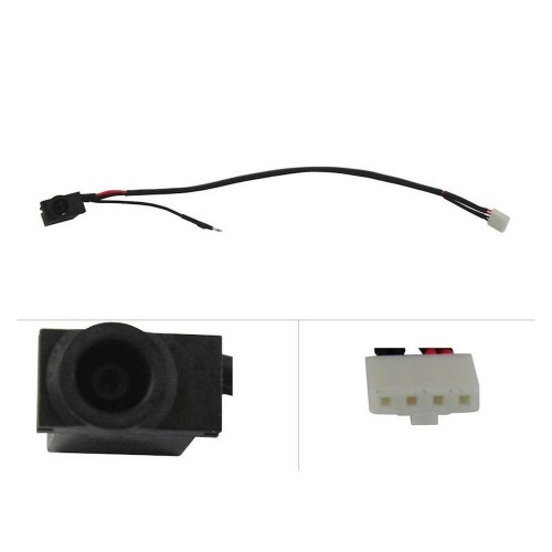 DC konektor pro SAMSUNG R522 Q320 R520 R620 + kabel