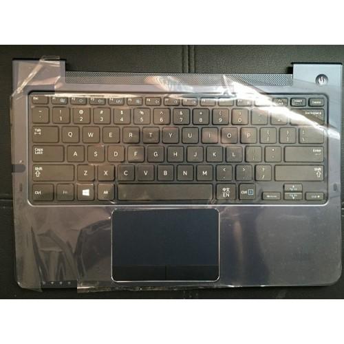 Vrchný kryt – palmrest s klávesnicou SAMSUNG NP530U3B NP530U3C