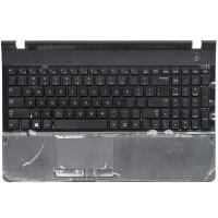 Vrchní kryt – palmrest s klávesnicou SAMSUNG NP300E5A NP300E5C NP300E5Z