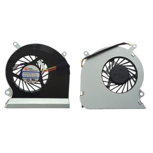 Ventilátor pro MSI CX61 CR650 GE60 GE620 FX600 FX610 FX620 3PIN