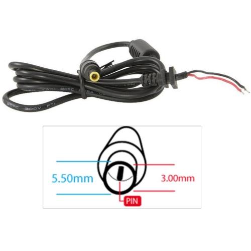 Napájecí kabel SAMSUNG 5,5x3,0mm