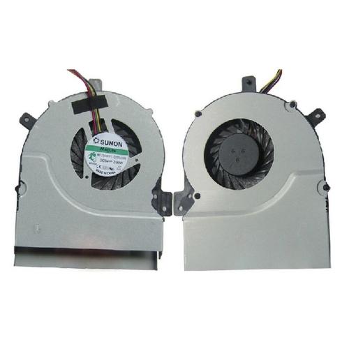 Ventilátor pro ASUS A55V K55V K55VD K55VM X55V X55VD X55VM R500V 4PIN