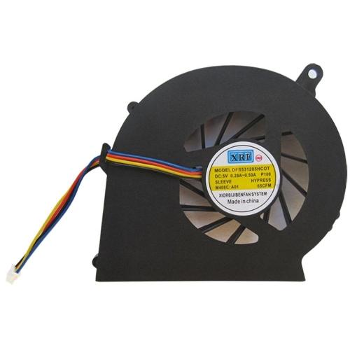 Ventilátor pro HP COMPAQ Pavilion CQ58 G58 450 455 650 655 4PIN