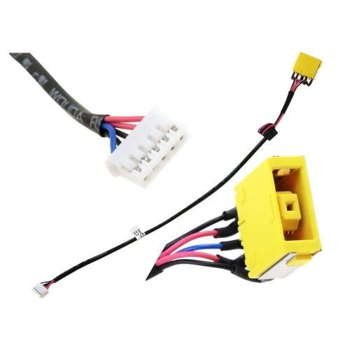 DC konektor pro IBM LENOVO G400s G405s G410s G500s G505s G510s + kabel