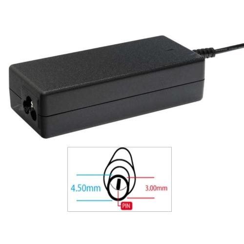 AC adaptér pro DELL 90W - 19,5V/4,62A 4,5x3,0mm