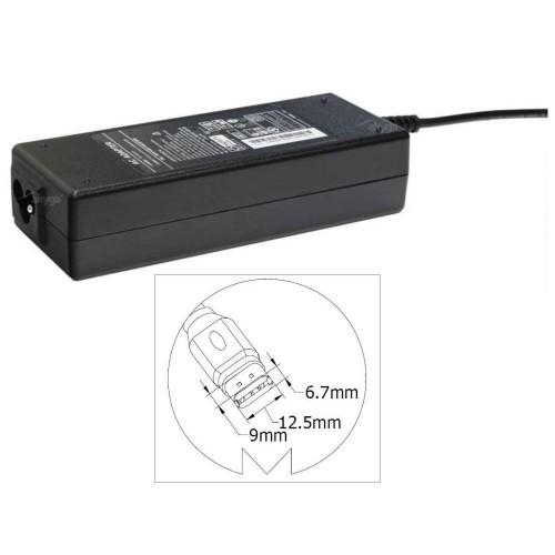 AC adaptér HP COMPAQ 90W - 19V/4,74A Oval 5PIN