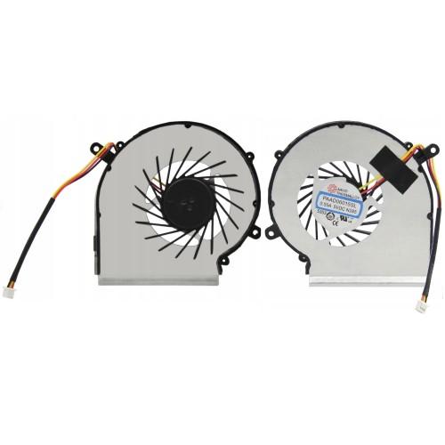 Ventilátor pro MSI GE62 GE72 GL62 GL72 PE60 PE70