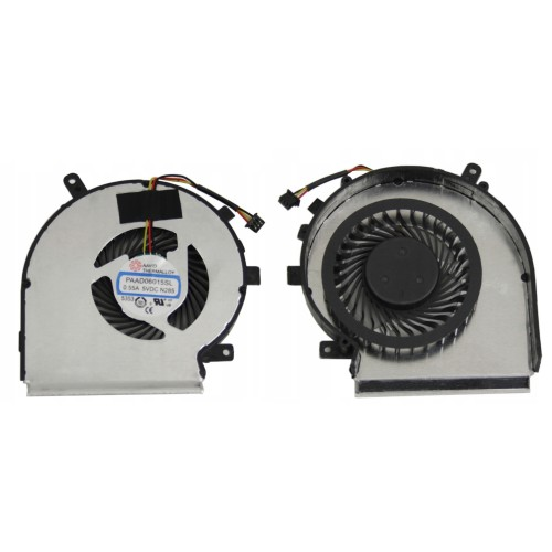 Ventilátor pro MSI GP72 GE62 GE72 GL62 GL72 PE60 PE70 CPU 3pin