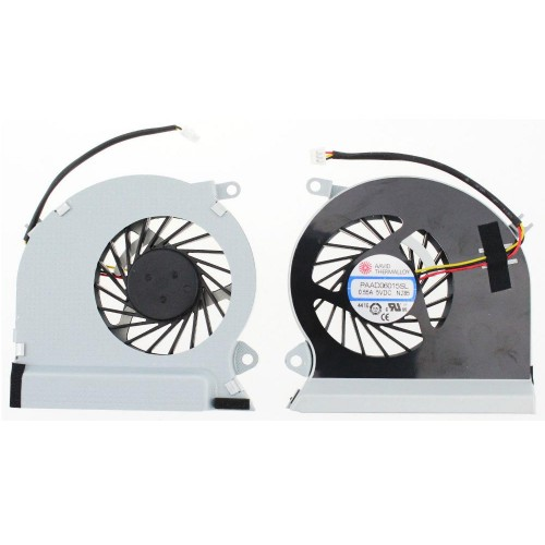 Ventilátor pro MSI GE70 MS-1756 MS-1757 MS-1759