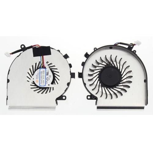 Ventilátor pro MSI GE62 GE72 GL62 GL72 PE60 PE70 GE62VR GP62MVR