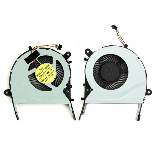 Ventilátor pro ASUS A555 F555 K455 K555 R556 X455 X555