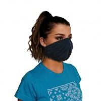 Ochranná rouška elastická antibakteriální modré