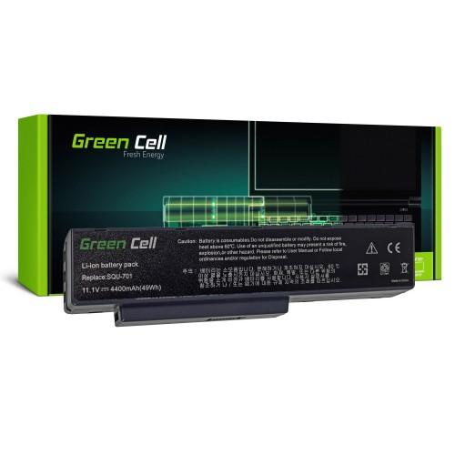 Batéria pre Packard Bell EASYNOTE MB55 MB85 MH35 MH45 MH88 MV/V / 11,1V 4400mAh