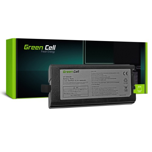 Batéria pre Panasonic CF29 CF51 CF52 / 11,1V 6600mAh