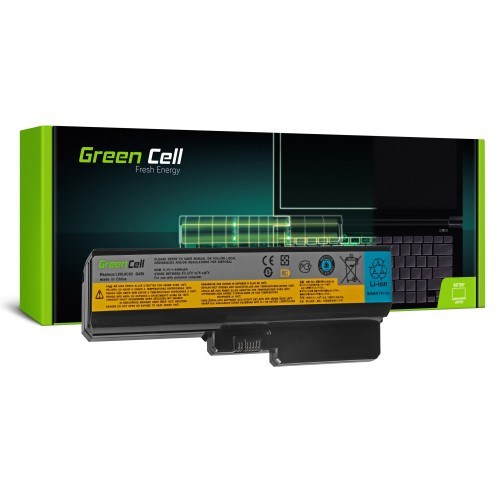Batéria pre Lenovo B550 G430 G450 G530 G550 G550A G555 N500 / 11,1V 4400mAh