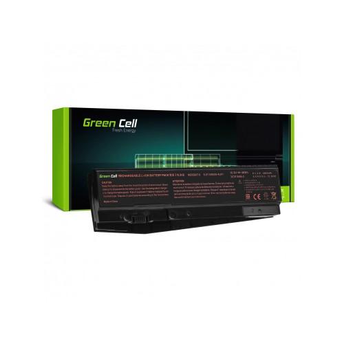 Batéria pre N850BAT-6  Clevo N850 N855 N857 N870 N871 N875, Hyperbook N85 N85S N87 N87S