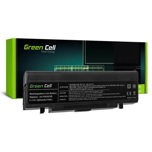 Batéria pre Samsung NP-P500 NP-R505 NP-R610 NP-SA11 NP-R510 NP-R700 NP-R560 NP-R509 / 11,1V 6600mAh